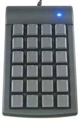programmable keypad