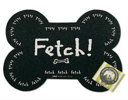 fetch the dog