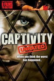captivity dvd