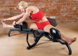 split stretching machine