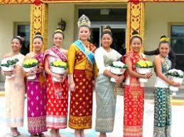 laotian dresses