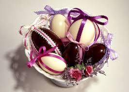 eggs chocolate