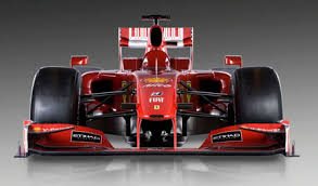 ferrari f1 race