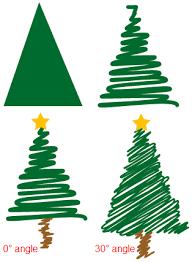 christmas tree logos