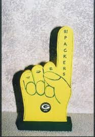 big foam finger