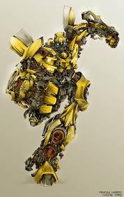 old bumblebee