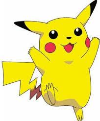pikachu pokemon pictures