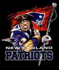 patriots football logo
