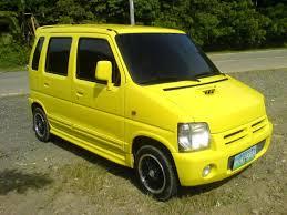 suzuki wagon r turbo