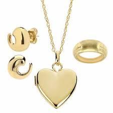 gold jewellry