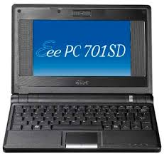 asus eee pc notebooks