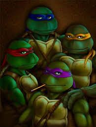 ninja turtles posters