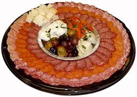 cold cut platters
