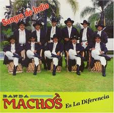 banda machos cd