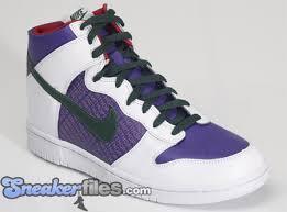 nike dunk high id shoe