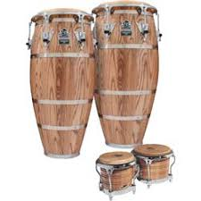 bongo drum set