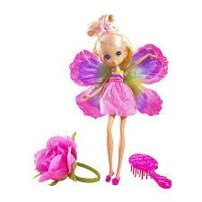 barbie present thumbelina