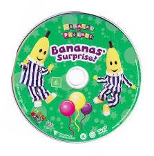 bananas in pajamas dvd