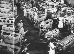 iron lung machine