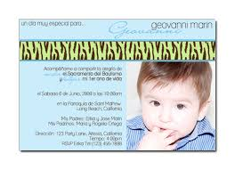 baptism invitations spanish