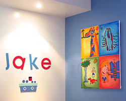art for kids rooms