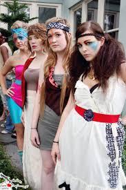 make up hippie