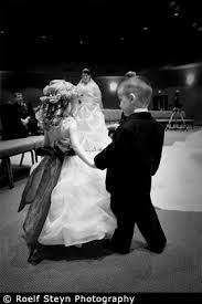 children wedding