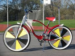 bikes spinners