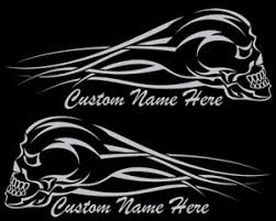 motorcycle tank stickers