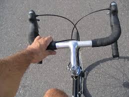 handlebars cycling