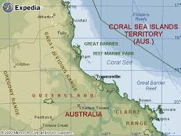 the great barrier reef maps