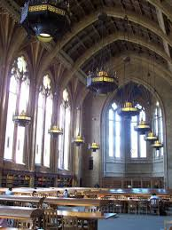 harry potter library