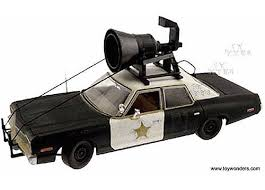 blues brothers cop car