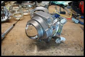 headlight projector