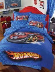 hotwheels bedding