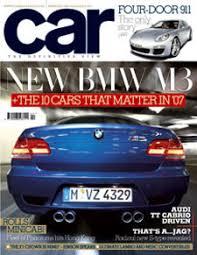 magazine car