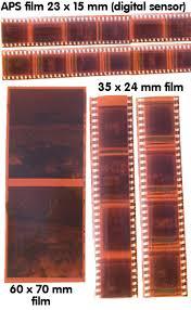 camera negatives