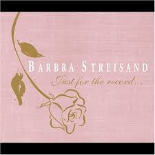 Barbra Streisand - Streisand Just For The Record...