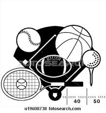 clip art for sports