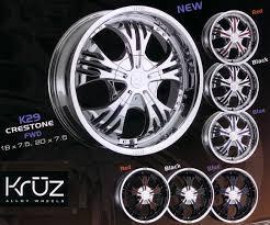 kruz wheel