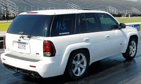 chevrolet trailblazer or similar