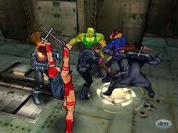 marvel ultimate ps2