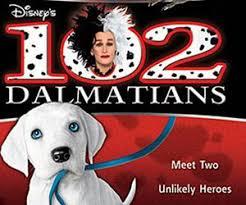 102 dalmatian
