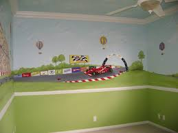 boys wall murals