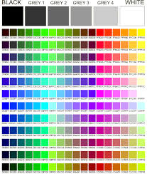 colors fabric
