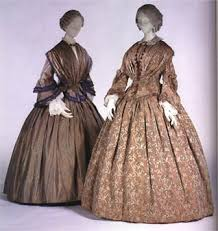 old gowns