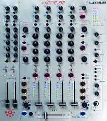 allen and heath 92