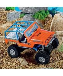 remote controlled jeep