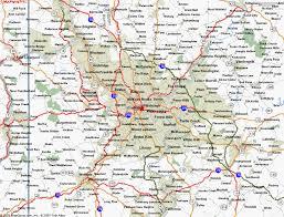 pa city map