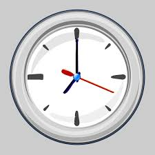 click for time change info